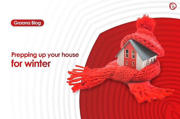 Prepping up your house for winter