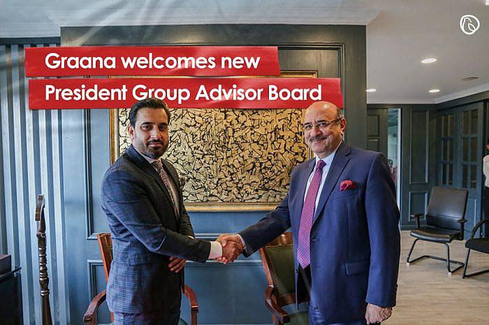 Graana welcomes new President Group Advisor Board