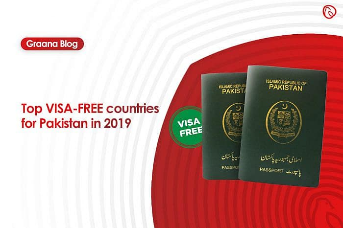 Top Visa Free Countries for Pakistan in 2020