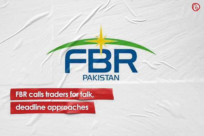 FBR calls traders for talk, deadline approaches