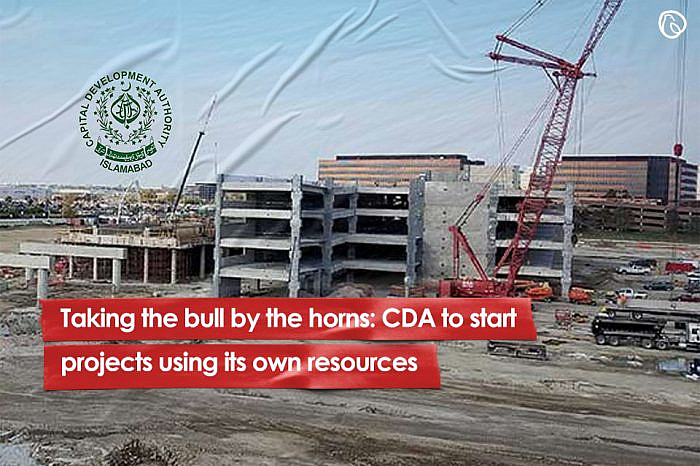 Taking the bull by the horns: CDA to start projects using its own resources
