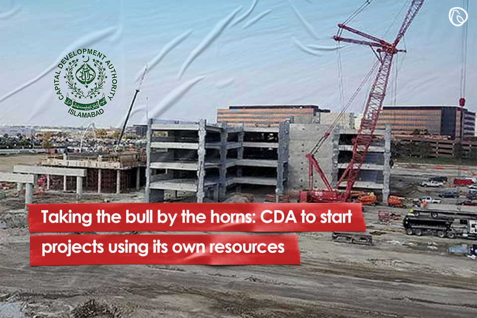 CDA takes the bull by the horns.