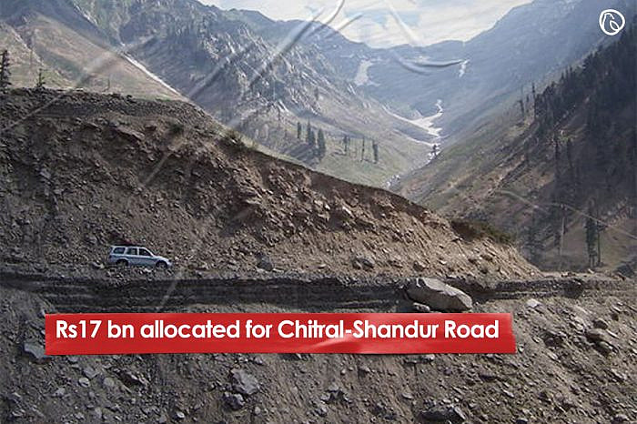 Rs17 bn allocated for Chitral-Shandur Road
