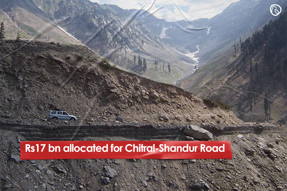 Chitral-Shandur Road
