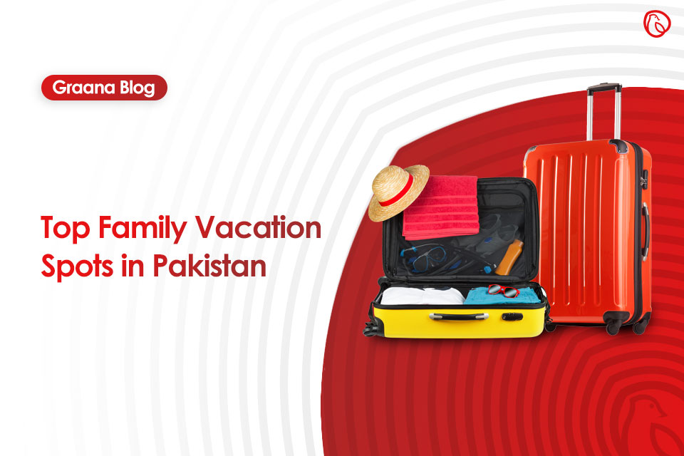 Family vacation spots in pakistan