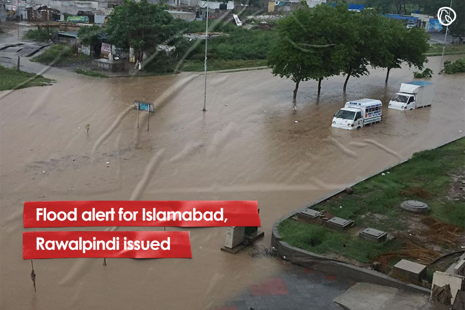 Flood alert for rawalpindi, Islamabad issued