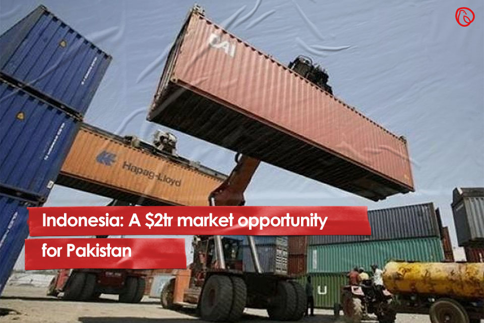 Indonesia: A $2tr market opportunity.