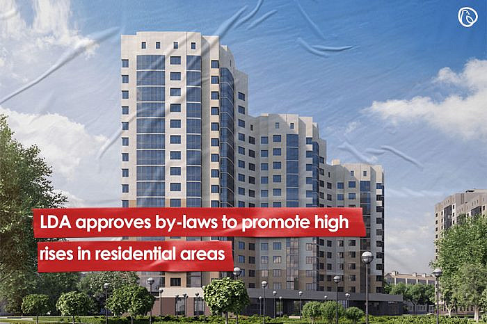 LDA approves bylaws to promote high-rises in residential areas