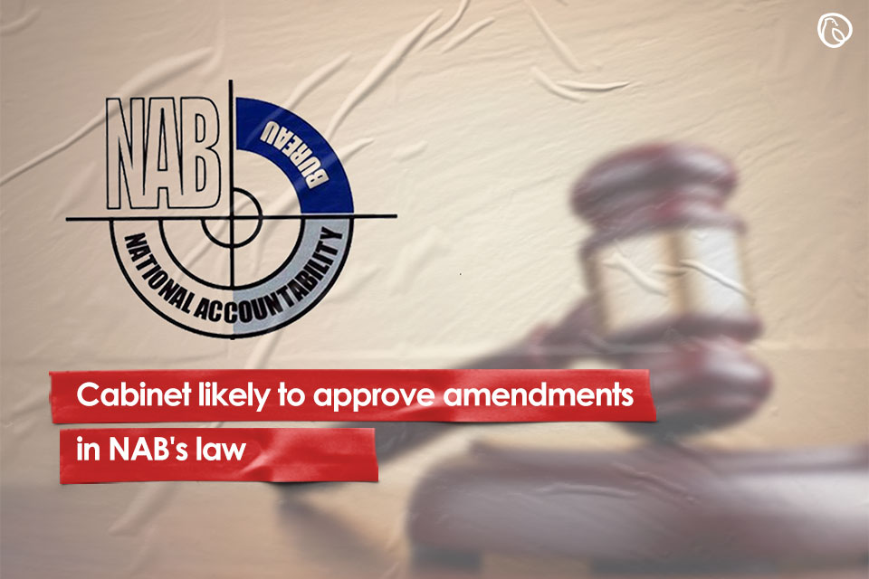 Cabinet likely to approve amendments in NAB's law