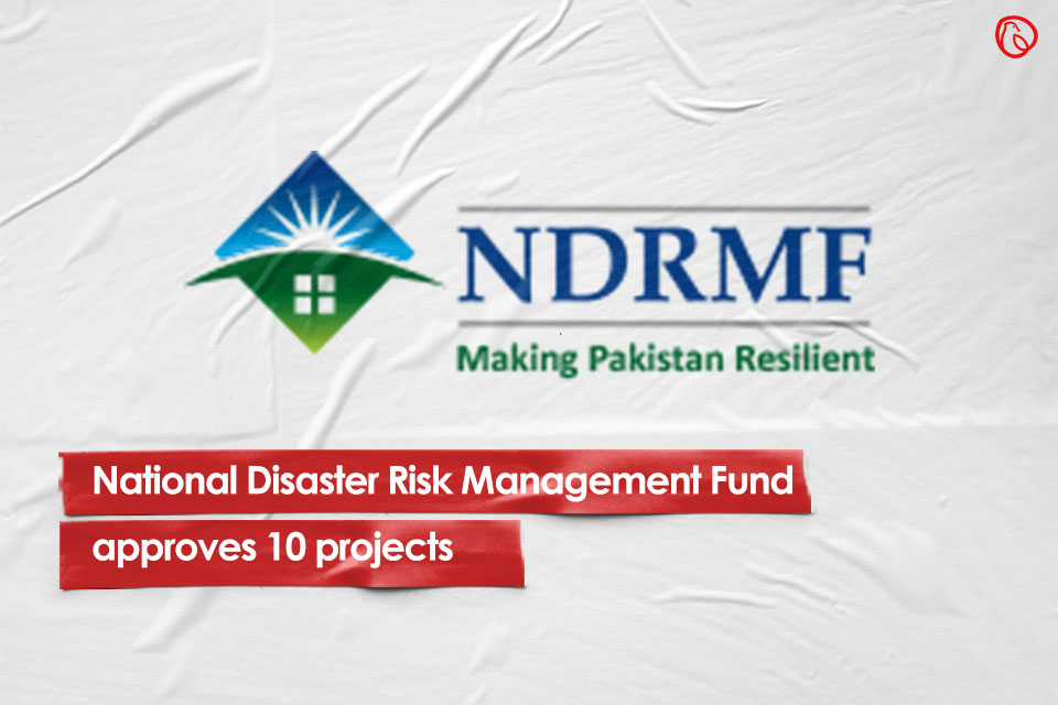 NDRMF approves 10 projects.