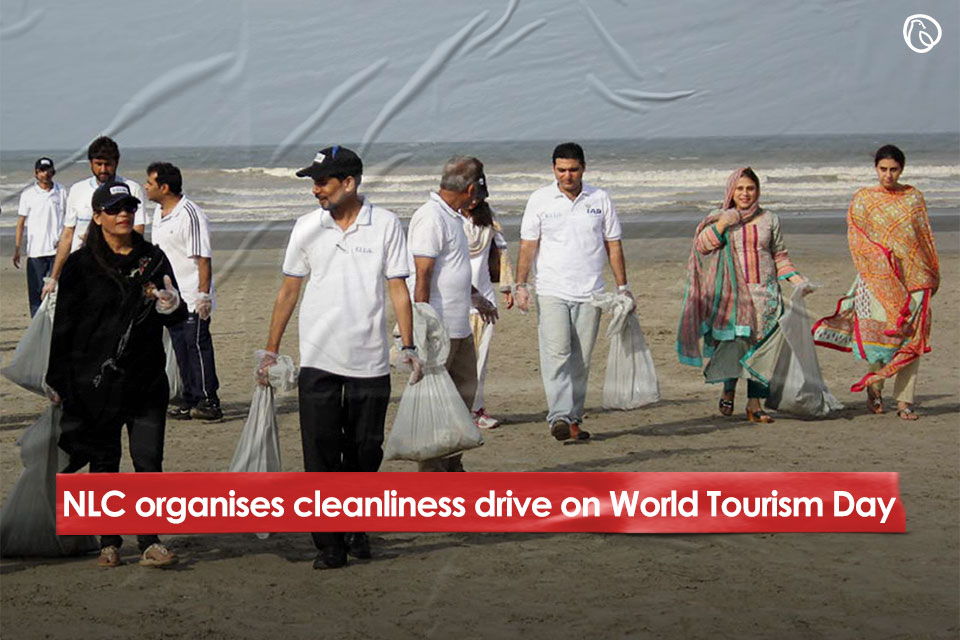 NLC organizes cleanliness drive on World Tourism Day