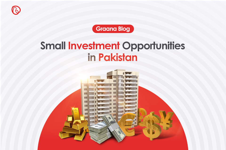 small investment opportunities in Pakistan