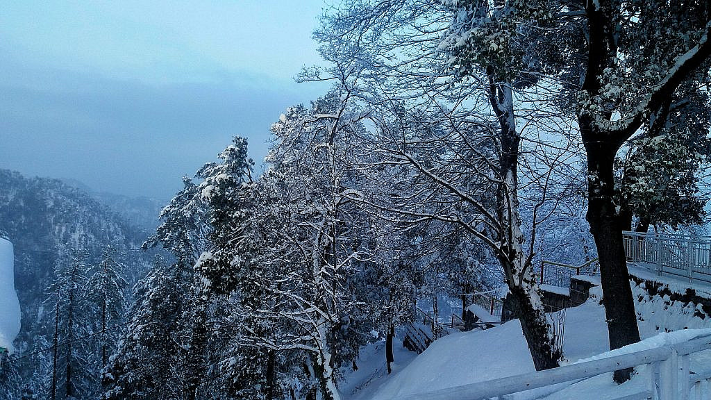 murree hill station pakistan