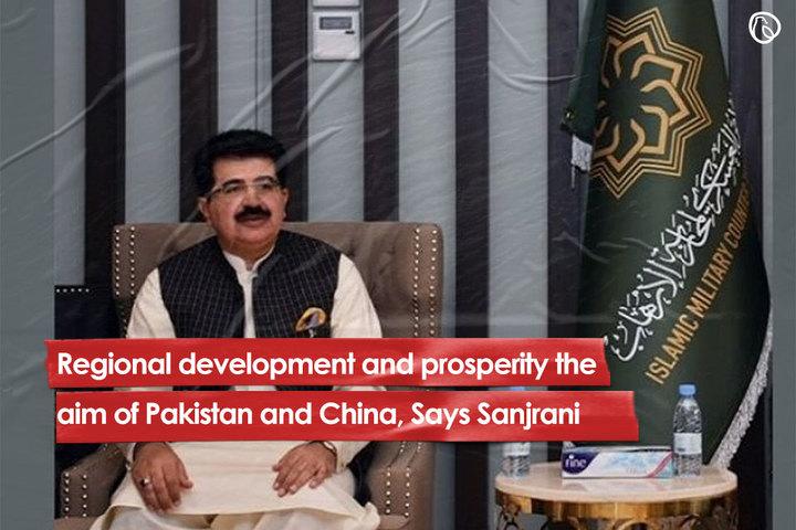 Chairman Senate confident about CPEC