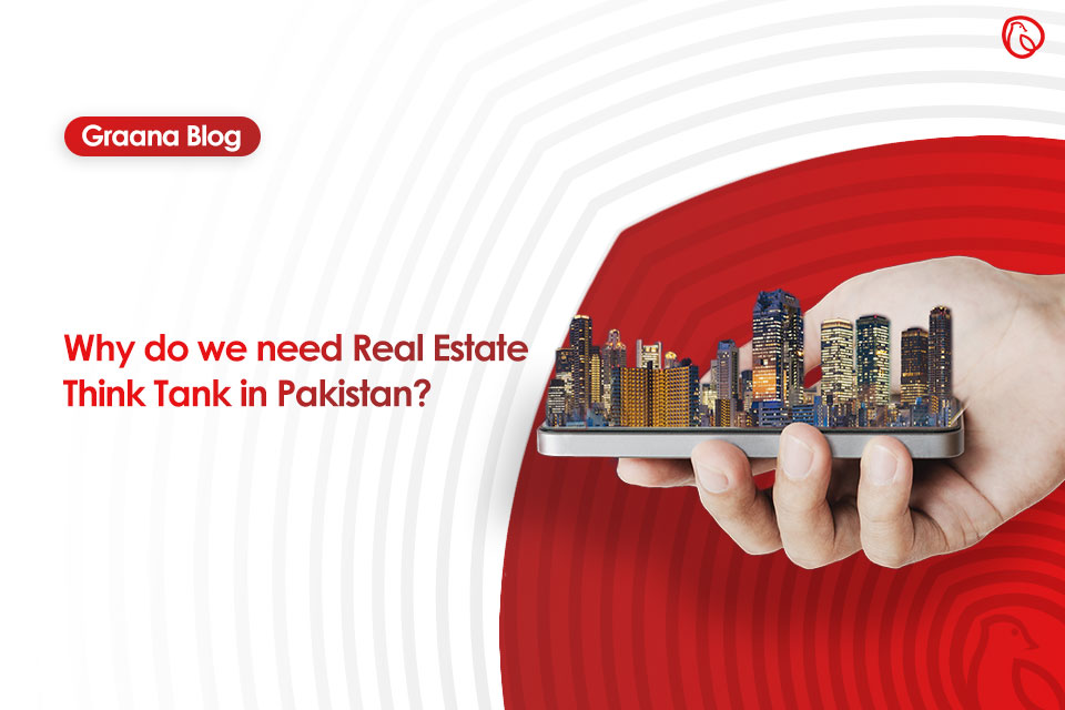 Real estate think tank in Pakistan