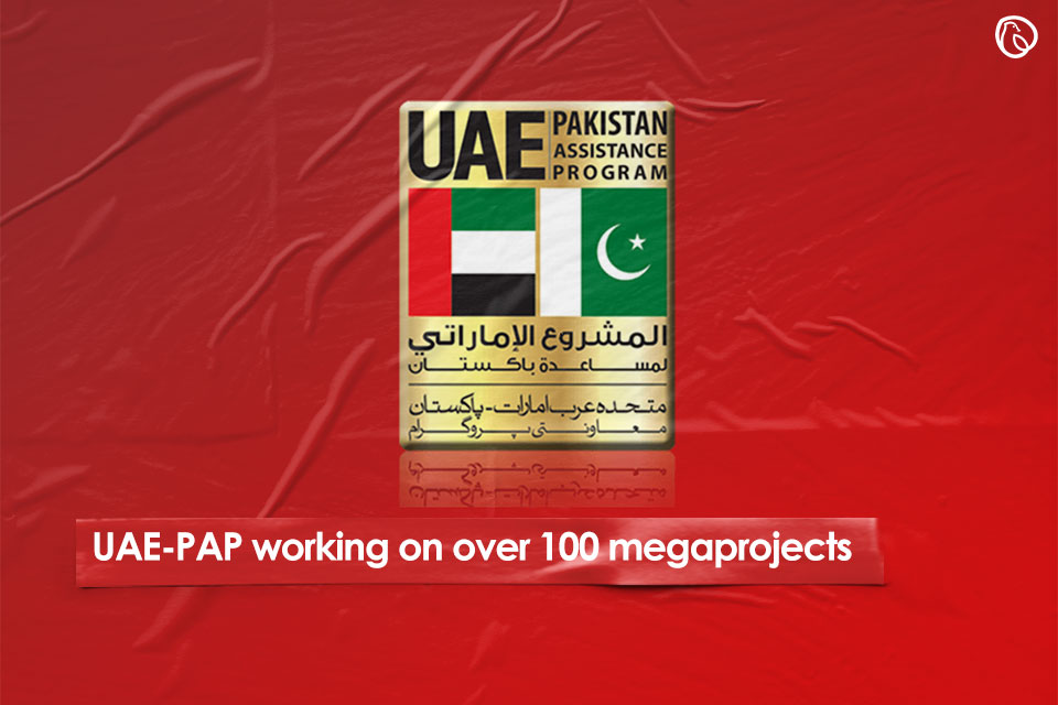 UAE-PAP working on over 100 megaprojects