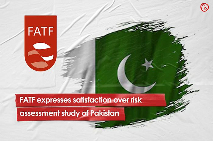 FATF expresses satisfaction over risk assessment study of Pakistan