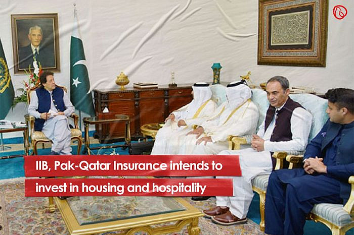 IIB, Pak-Qatar Insurance intends to invest in housing and hospitality