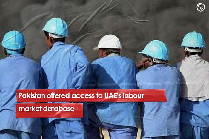 Pakistan offered access to UAE's labour market database
