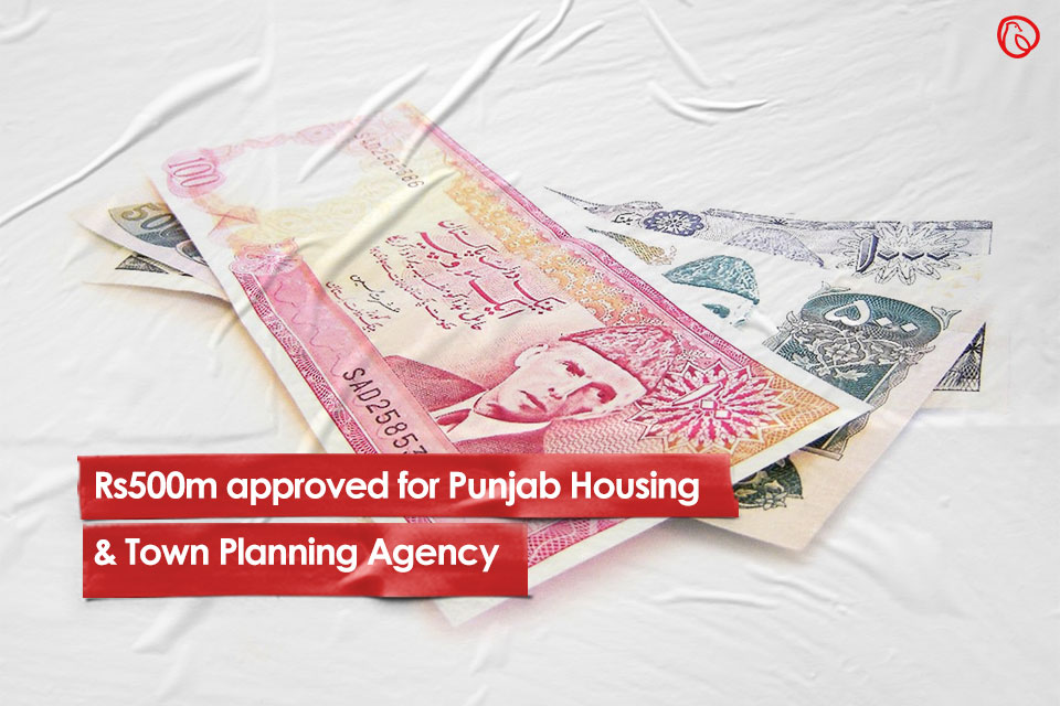 Rs500m approved for Punjab Housing & Town Planning Agency