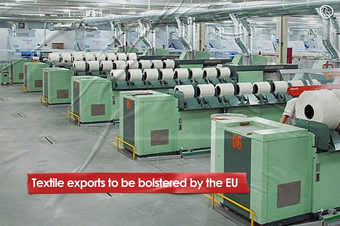Textile exports to be bolstered by the EU