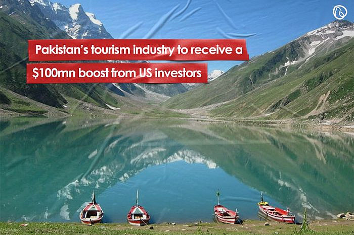 Pakistan's tourism industry to receive a $100mn boost from US investors