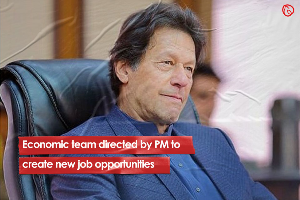 Economic team directed by PM to create new job opportunities