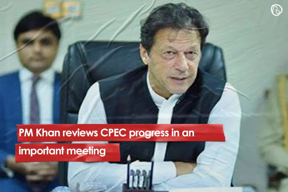 PM Khan reviews CPEC progress in an important meeting