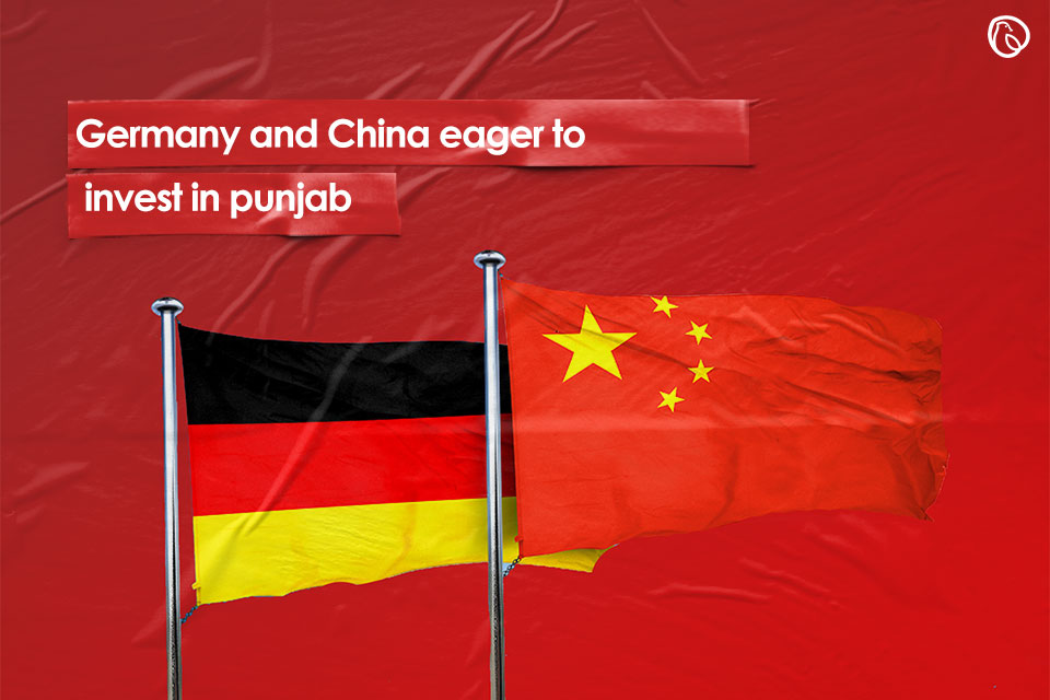 Germany and China eager to invest in Punjab