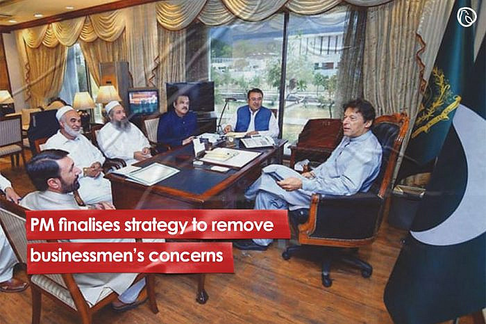 PM finalises strategy to remove businessmen's concerns