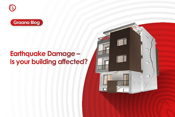 Earthquake Damage – Is your building affected?