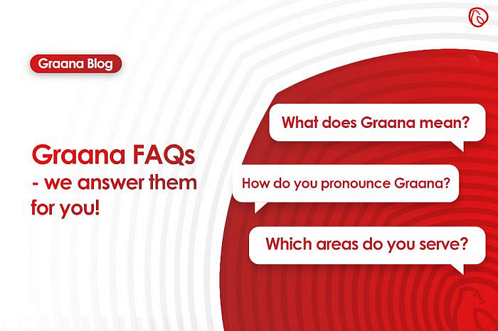 Graana FAQs - we answer them for you!