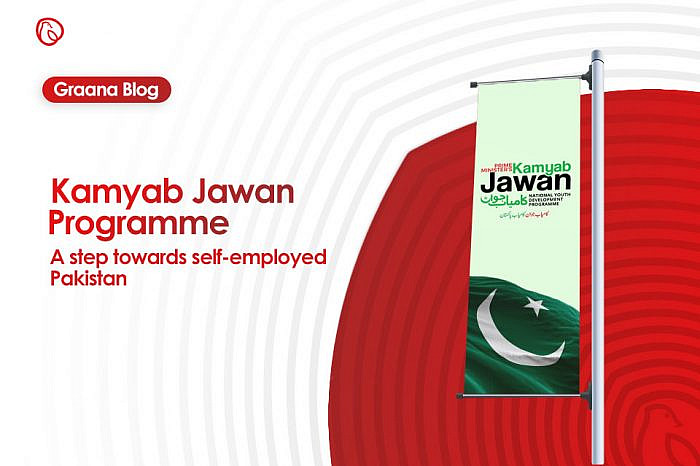 Kamyab Jawan Programme - A step towards self-employed Pakistan