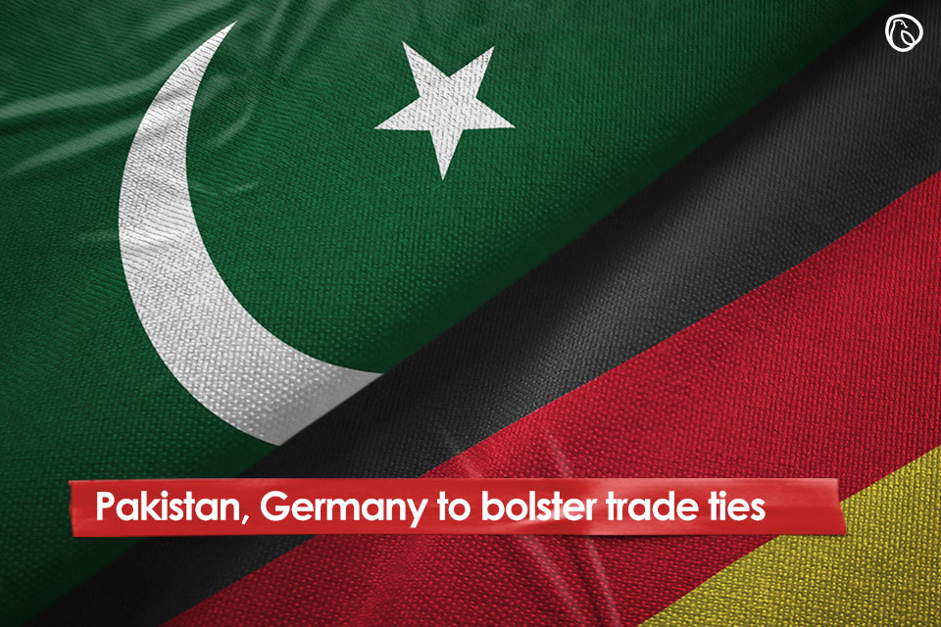 Pakistan, Germany to bolster trade ties