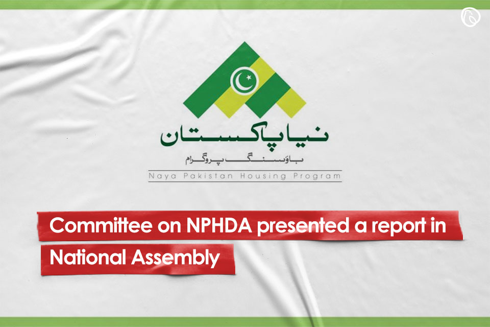 Committee on NPHDA presented a report in National Assembly