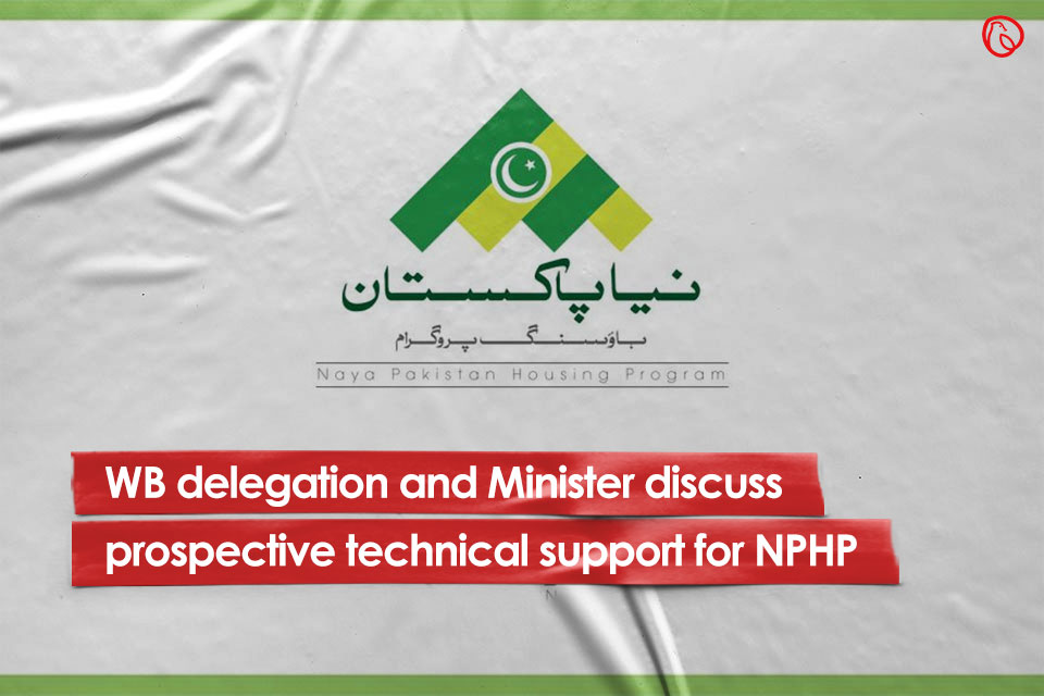 WB delegation and Minister discuss prospective technical support for NPHP