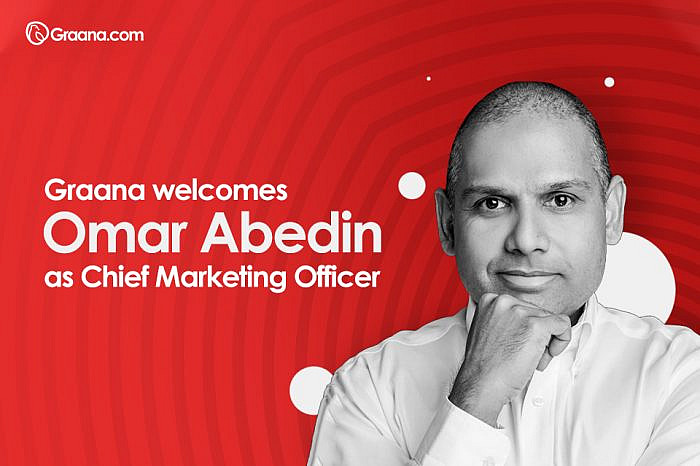 Graana Group welcomes Omar Abedin as Chief Marketing Officer