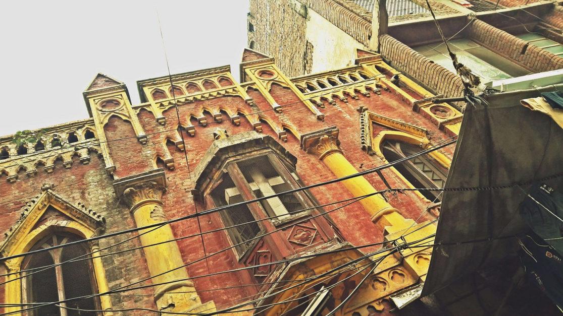 Anarkali Bazar Lahore
