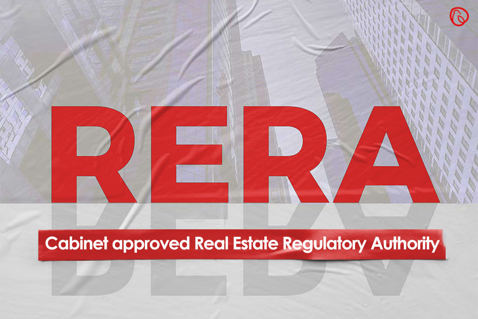 Cabinet approved RERA