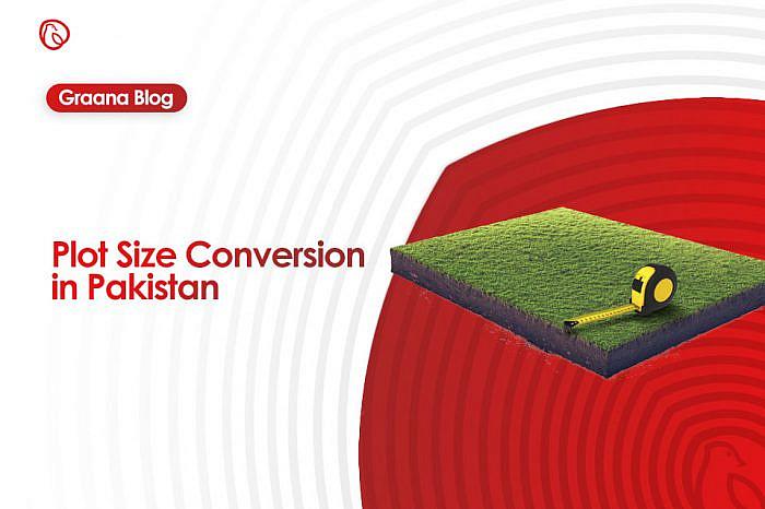 Plot Size Conversion in Pakistan