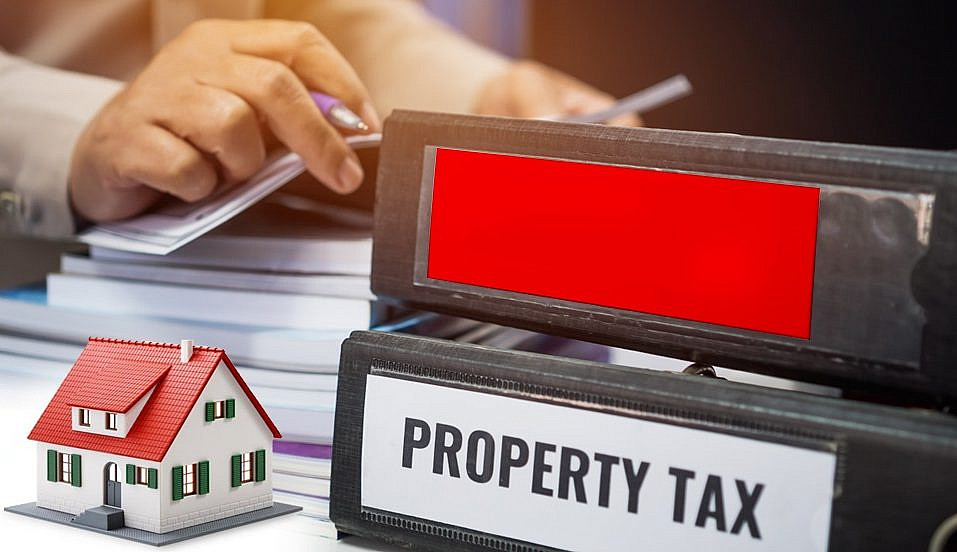 tax on property in Pakistan