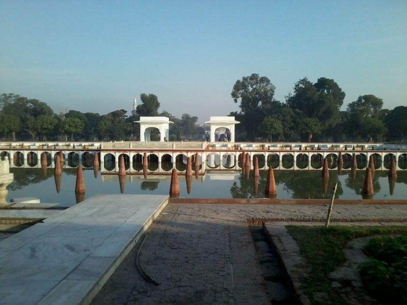 Shalimar bagh Lahore