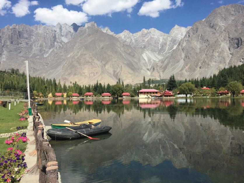 The Shangrila Resort, Gilgit Pakistan