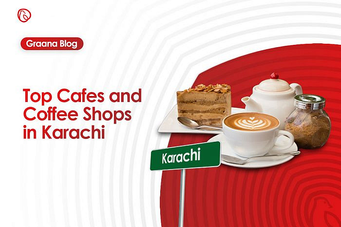 Top Cafes and Coffee Shops in Karachi