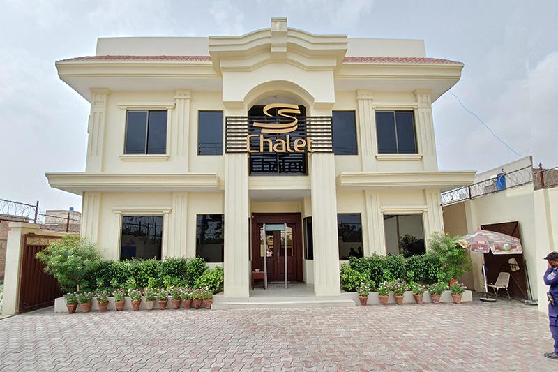 chalet islamabad hotel