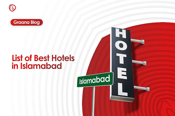 List of Best Hotels in Islamabad