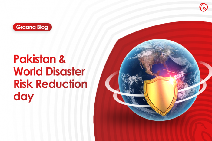 Pakistan and World Disaster Risk Reduction day