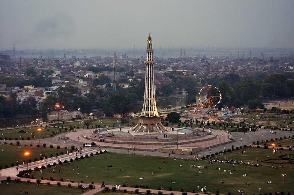 minar e pakistan in lahore