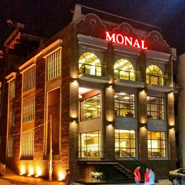 monal restaurant