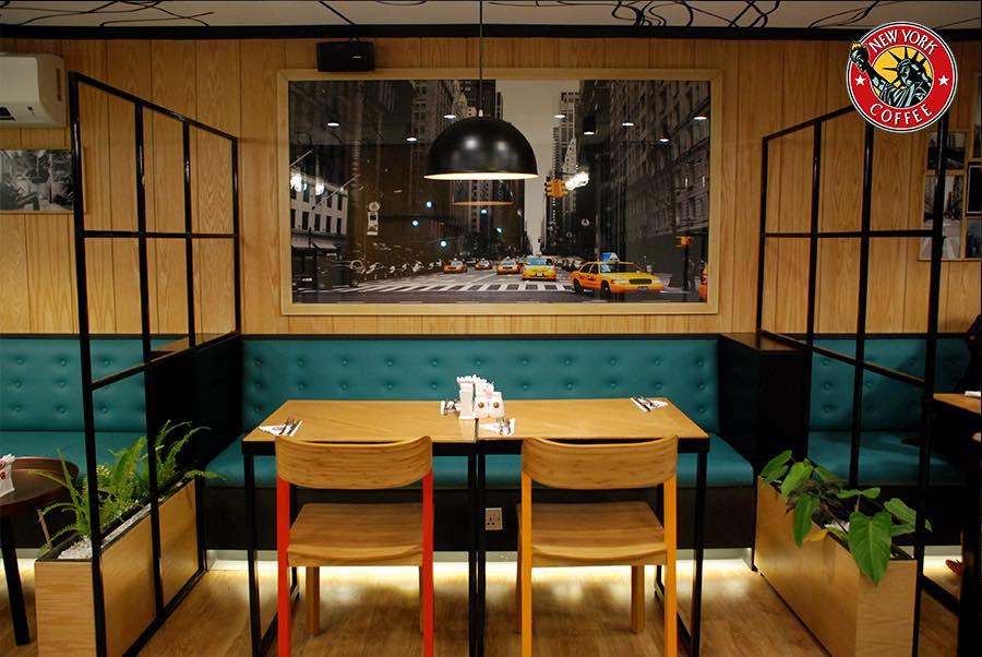 newyork coffee shop in karachi